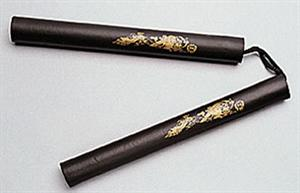 Youth Rubber Foam Nunchucks